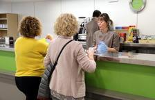 El Hospital de Móra d'Ebre recupera el servicio de cafetería y restaurante dos años después