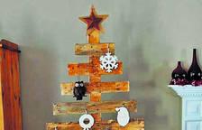 Propuestas decorativas 'hand-made' para disfrutar de una Navidad ecológica y sostenible