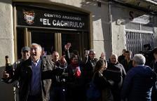 El centre aragonès El Cachirulo de Reus reparteix 320 milions d'euros de la grossa de Nadal