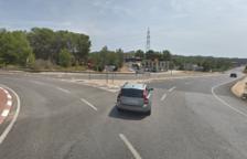 Busquen un conductor fugit que va provocar un accident amb ferits a Sant Salvador