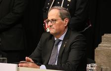 El Suprem rebutja suspendre cautelarment la inhabilitació de Torra com a diputat dictada per la JEC