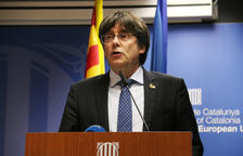 Puigdemont demana a Llarena la retirada de l'euroordre i que s'aparti de la causa