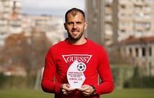 Jose Perales és escollit millor porter i futbolista de la lliga georgiana