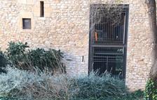 La CET denuncia l'estat d'abandonament en què es troba la Torre Forta