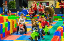 El Parc de Nadal de Reus abre puertas con el juego y el baile como ejes temáticos