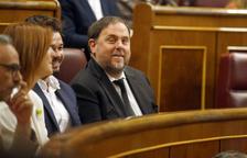 Junqueras: «Qui hauria d'acabar condemnat és el mateix Marchena»