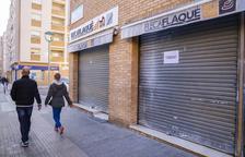 Fleca Flaqué tanca el local de Sant Pere i Sant Pau perquè està en procés de reestructuració