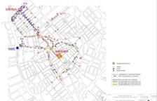 Afectacions de trànsit per la Cavalcada de Reis de Reus
