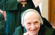 Mor la borgenca M. Cecilia Boqué, primera abadessa de Montserrat