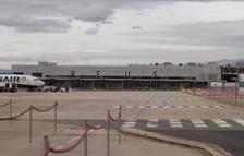 L'Aeroport de Reus completa el quart any seguit sense transportar mercaderies