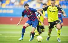 Un Nàstic necessitat de punts rep al Barça