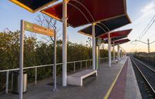 Un bus llençadora unirà l'actual estació de Salou amb la de PortAventura