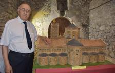 Mor l'artista torrenc Antoni Sastre, autor de les maquetes d'edificis emblemàtics de Torredembarra