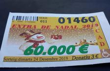 Dos de los cinco premiados en la lotería del ADCV ya han cobrado los 100 euros