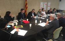 La Cambra de Comerç de Reus celebra una sessió itinerant del seu Comitè Executiu al Consell Comarcal de la Ribera d'Ebre