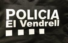 Imagen de archivo de la Policía Local del Vendrell.