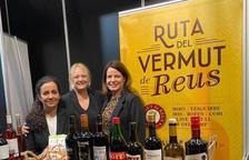 Reus Promoció present al certamen gastronòmic Madrid Fusión amb la marca 'Vermut de Reus'