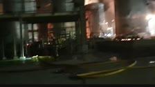 La UGT afirma que lo más importante es conocer las causas de la explosión en la Canonja y revisar los protocolos