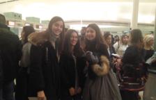 Alumnat d'ESO de dos instituts de Reus participen en intercanvis amb França i Canadà