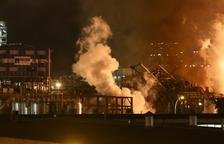 La explosión de La Canonja, la más grave en una petroquímica de esta década
