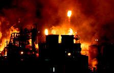 Explosió en una empresa del polígon sud de Tarragona
