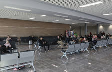 El aeropuerto de Reus recibe a 1.300 pasajeros en marzo, un 73% menos respecto al año pasado
