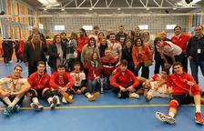 El CV Sant Pere i Sant Pau se centra en continuar el buen trabajo en la liga
