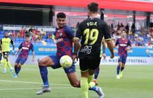 El Barça B encadena sis partits sense guanyar fora de l'Estadi Johan Cruyff