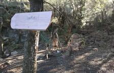 La ruta del Bosque de las Brujas, a Argentera