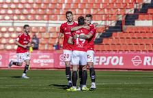 Intensitat, patiment i victòria (1-0)