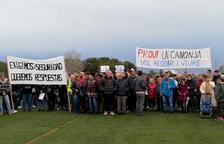 Tarragona i la Canonja clamen al carrer per mesures que evitin nous accidents