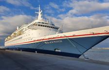 Seis grupos empresariales optan a construir el muelle de Baleares para cruceros