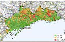 El 33 por ciento de la superficie del término municipal de Tarragona es forestal