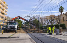 Adif fa el primer pas per llevar les vies del tren entre Vandellòs i Salou