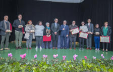 Constantí entrega los Premios y Distinciones Honoríficas del año 2019
