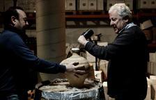 Investigadores de la URV abren las primeras jarras de vino conservado como lo hacían los íberos