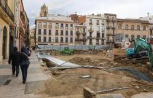 La CUP de Reus demanarà un protocol de prevenció de danys produïts per les obres al municipi