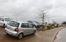 L'Ajuntament de Reus tanca el solar que feia d'aparcament sense control a l'Hospital