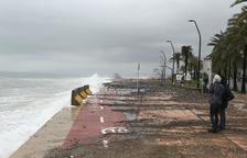 El govern espanyol inverteix 5,75 MEUR per reparar danys del Gloria a la costa catalana