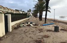 Mont-roig del Camp valora en cerca de 4,9 millones de euros los destrozos del Gloria