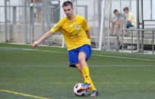 El CF Pobla de Mafumet cedeix a Adrián Guica al Castelldefels