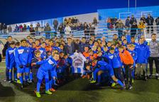 L'Espanyol crea una escola de futbol base amb el Torredembarra