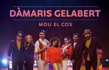 Dàmaris Gelabert acerca su nuevo espectáculo a Tarragona