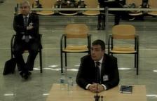 Pere Soler diu que ni ell ni Forn van influir mai en l'actuació policial dels Mossos l'1-O
