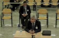 Puig diu que no entrava en «qüestions operatives» i que només gestionava els «recursos»