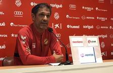 Seligrat: «L'equip no s'ha ensorrat, tot i les baixes, problemes disciplinaris...»