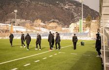 Final: El Nàstic s'emporta un punt d'Andorra