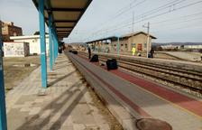 Montblanc y la Ampolla recuperarán la venta de billetes de tren en febrero