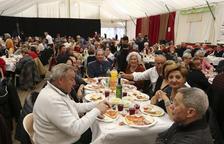 Salou homenatja la gent gran durant la Festa Major d'Hivern