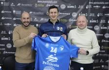 Carles Saladié fitxa pel Peñíscola de la Lliga Nacional de Futbol Sala
